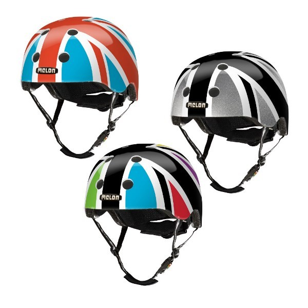 Melon Helm Union Jack