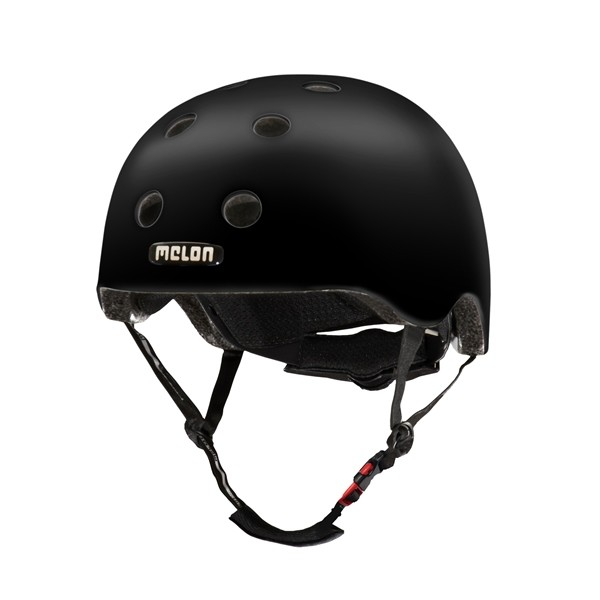 Melon Helm - Core Black matt XXS-S