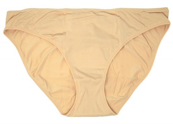 Calida Damen Slip Sensitive, beige (teint 895), Gr. 44/46